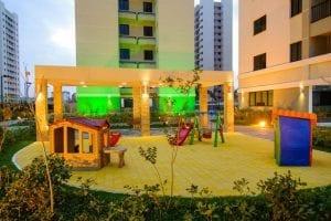 Área de lazer: solução para quem mora em prédio
