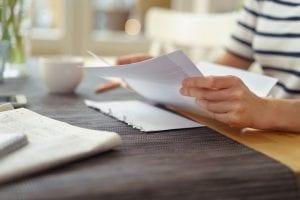 Como organizar seus documentos para iniciar a avaliação de crédito?