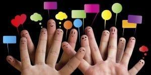 Como criar uma rede de vizinhos para troca de informações