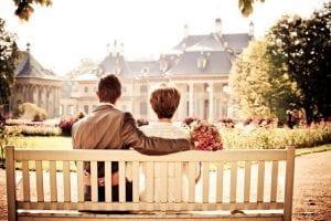 Fazer uma festa de casamento ou financiar um imóvel?