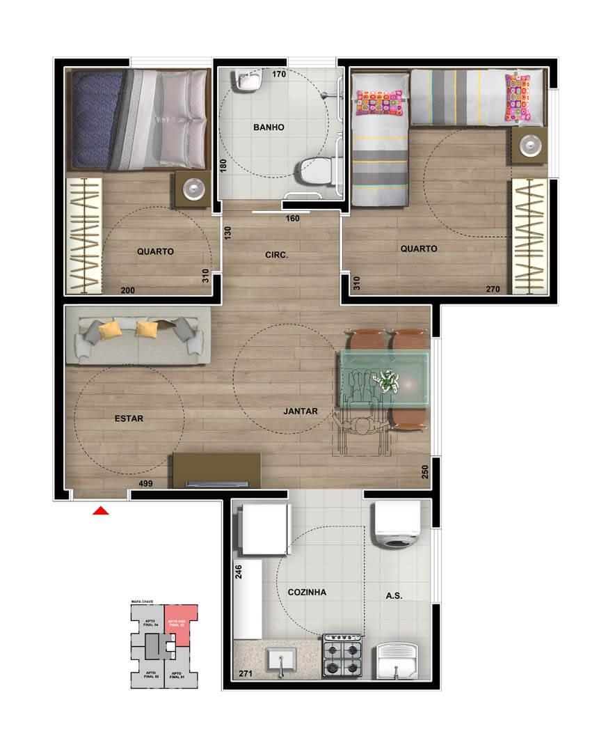 vic-engenharia-master-tower-paradiso-apartamento-pne