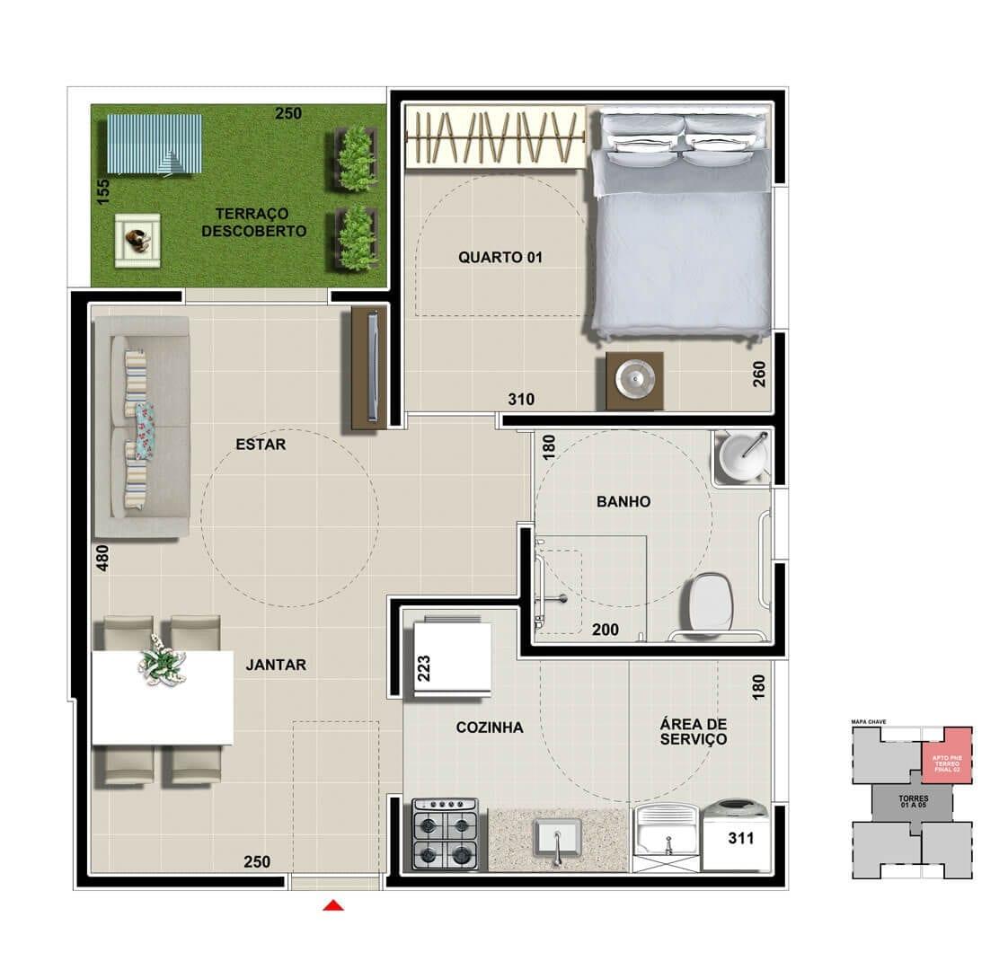 vic-engenharia-master-tower-sevilha-apartamento-pne