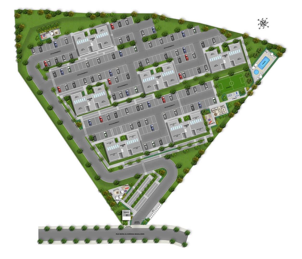 vic-engenharia-master-tower-siena-implantaçao