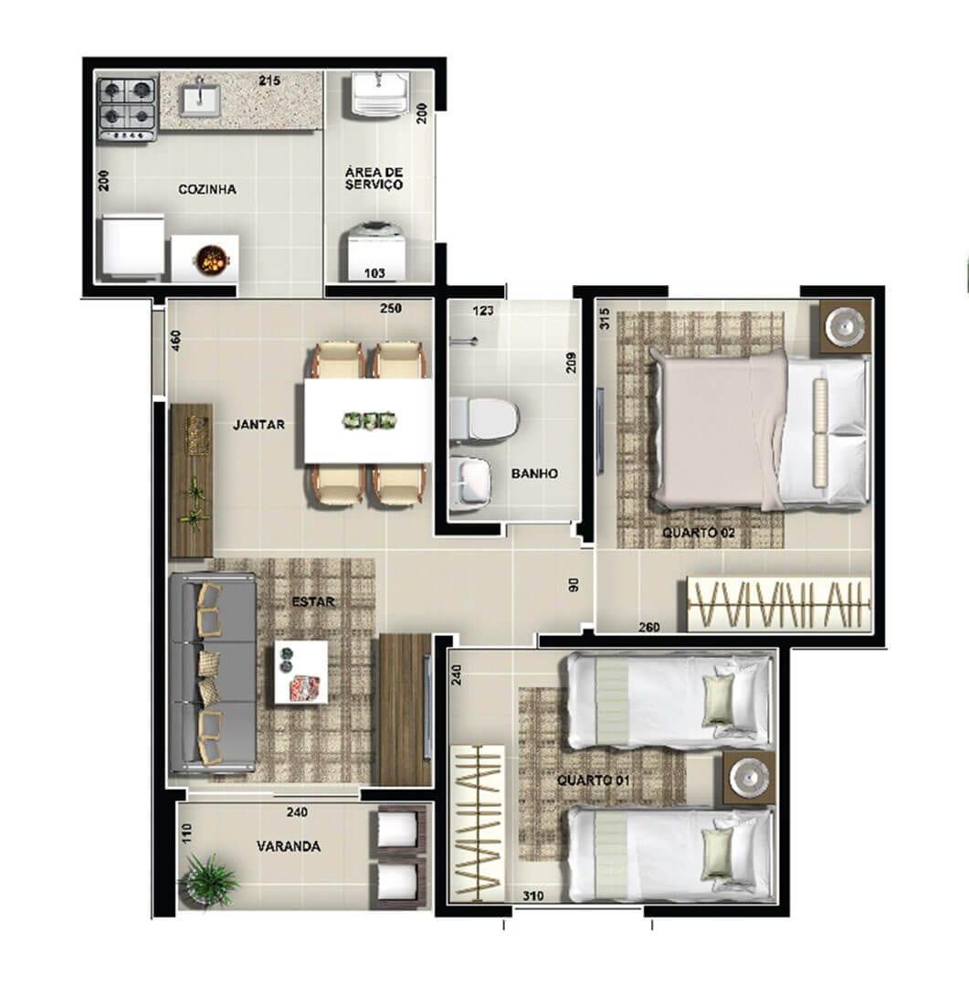vic-villa-bella-pontal-apartamento