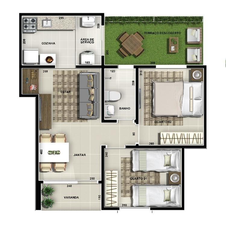 vic-villa-bella-pontal-apartamento-area-privativa